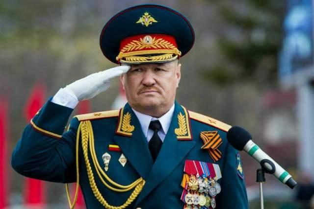 Trung tướng Valery Asapov (Ảnh: Sputnik)