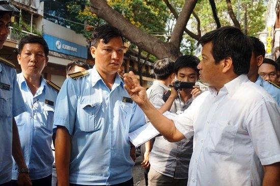 Đoàn Ngọc Hải, Phó chủ tịch quận 1, Võ Văn Hoan, TP.HCM