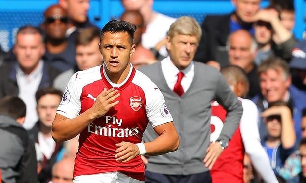 HLV Wenger không sử dụng Alexis Sanchez bởi cầu thủ này chưa có thể lực, phong độ tốt nhất