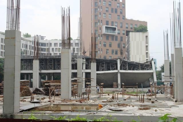 Bước đầu đã xác định được nguyên nhân khiến trường mầm non Vườn Xanh bị đổ sập.