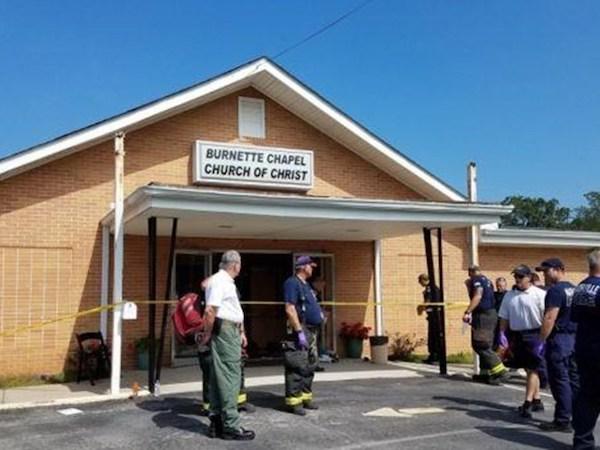 Xả súng bất ngờ vào đám đông trong nhà thờ ở Mỹ, nhiều người thương vong