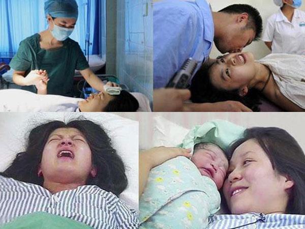 Nhờ những khoảnh khắc này mà 9 tháng mang bầu có vất vả đến mấy mẹ cũng thấy