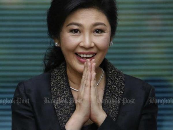 Thủ tướng Thái Lan tuyên bố đã biết nơi ở của bà Yingluck