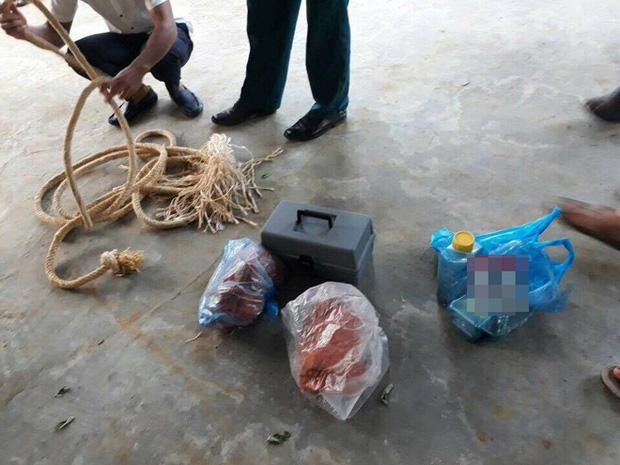 Ác mẫu ép 2 con thắt cổ, dọa bắt uống thuốc diệt cỏ vì mất 7000 đồng mong mọi người hiểu - Ảnh 2.