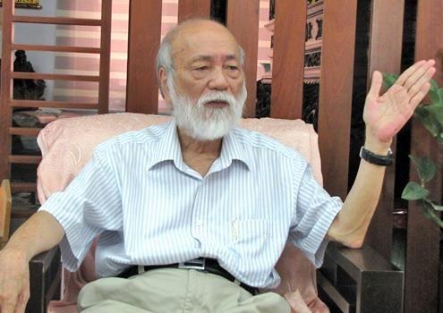 PGS Văn Như Cương vẫn cho rằng không thể xoá bỏ Hội phụ huynh. Ảnh: LĐ