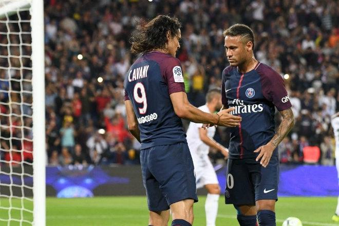 """PSG náo loạn: Cavani dùng Messi """"cà khịa"""" Neymar, 8 ngôi sao nguy cơ ra đường - 2"""