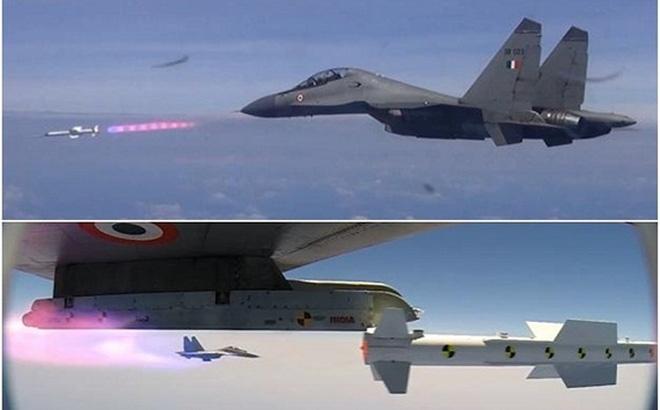 Tên lửa không-đối-không tân tiến nhất của Ấn Độ có gì đặc biệt?