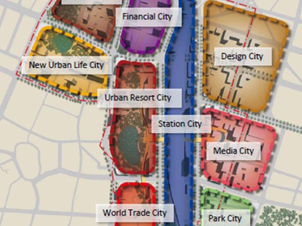 Đề xuất xây nhà 70 tầng gần ga Hà Nội để