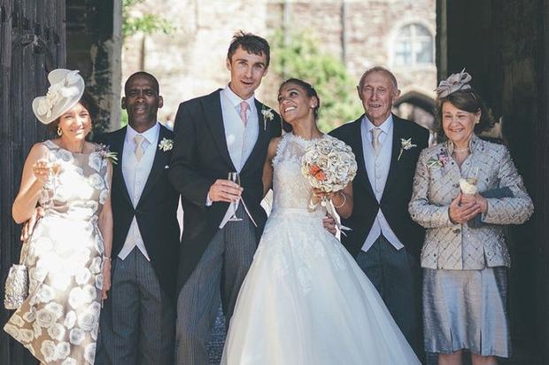 Cô dâu không ngờ ngày vui trọng đại trong đời của mình xảy ra bi kịch chỉ sau 24 tiếng - Ảnh 1.