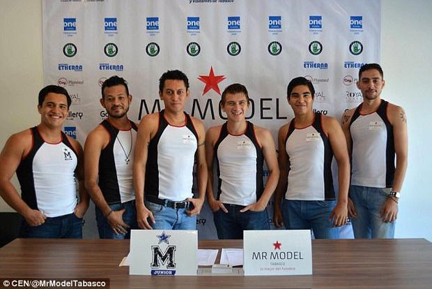 Mexico: Cuộc thi nam vương bị huỷ bỏ vì thí sinh quá xấu so với dự kiến - Ảnh 1.