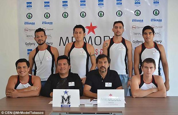 Mexico: Cuộc thi nam vương bị huỷ bỏ vì thí sinh quá xấu so với dự kiến - Ảnh 3.