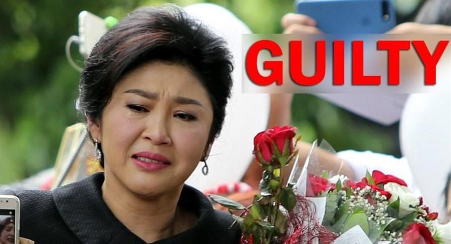 Cựu Thủ tướng Thái Lan Yingluck Shinawatra. Ảnh: The Nation