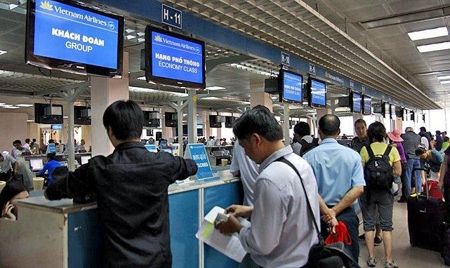 vé máy bay Tết, vé Tết, giá vé máy bay, Tết nguyên đán 2018