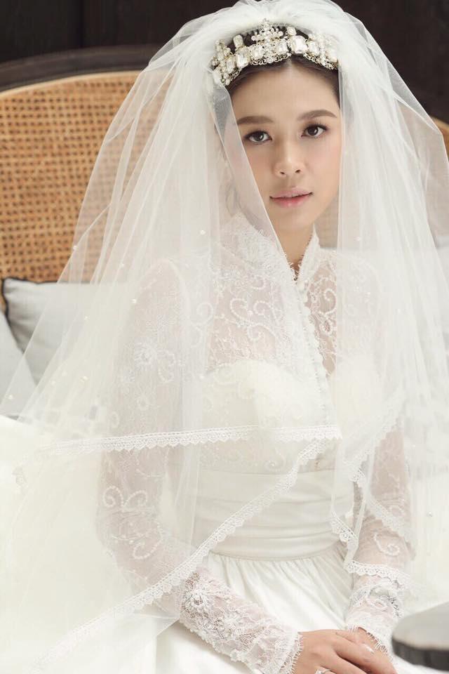 Giám đốc VTV24 Quang Minh xúc động trong lễ cưới với hôn thê kém 10 tuổi - 9
