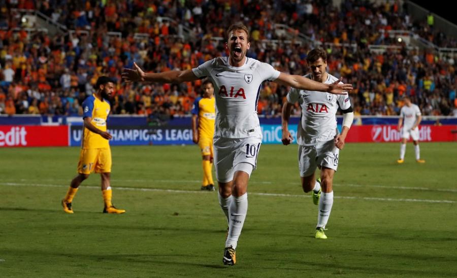 Harry Kane di vao lich su sau cu hat-trick tai Champions League hinh anh 7