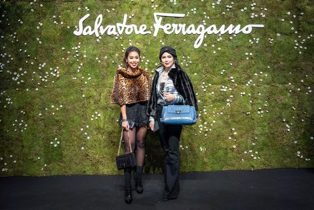 Hóa ra Thảo Tiên - em chồng Hà Tăng mới là mỹ nhân Việt càn quét front-row từ London đến Milan Fashion Week - Ảnh 6.