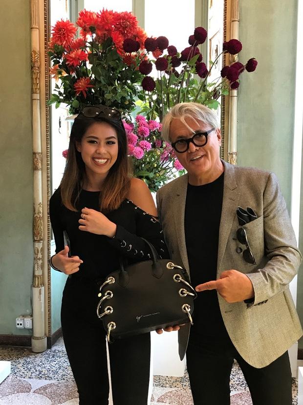 Hóa ra Thảo Tiên - em chồng Hà Tăng mới là mỹ nhân Việt càn quét front-row từ London đến Milan Fashion Week - Ảnh 16.