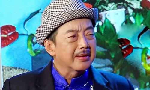 Không còn hy vọng cứu chữa, gia đình đưa nghệ sĩ Khánh Nam về nhà trong đêm - Ảnh 1.