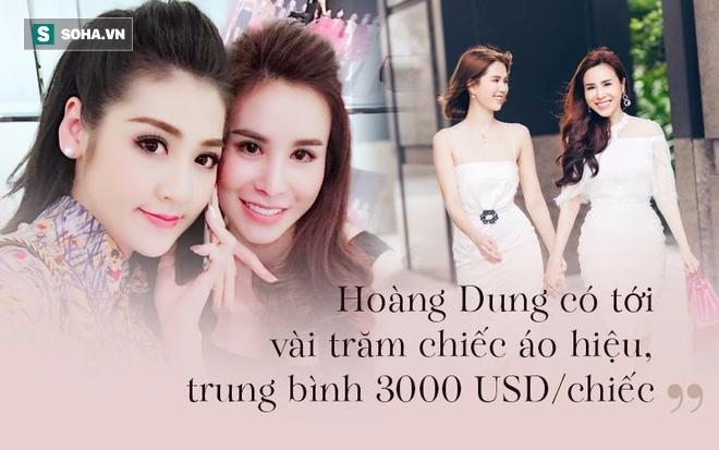 Lộ diện Hoa hậu là đại gia chơi hàng hiệu khét tiếng Việt Nam: Tủ đồ vài chục tỷ! - Ảnh 2.