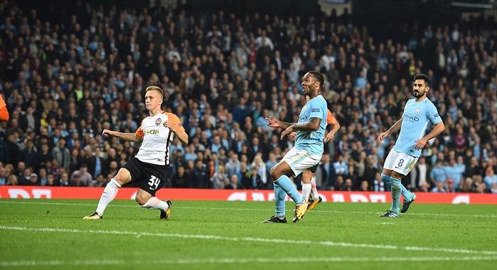 Man City, Shakhtar Donestk, Vòng bảng Cup C1