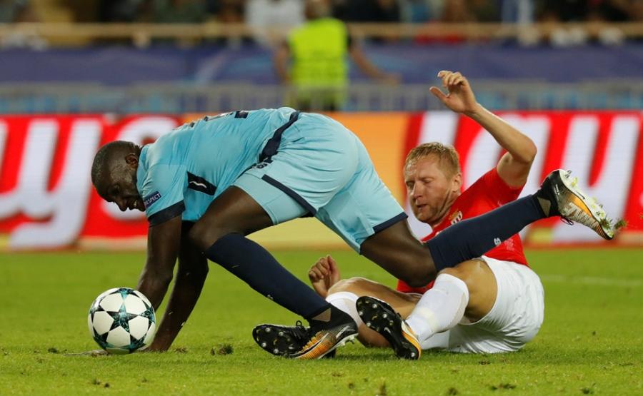 Mat Mbappe, Monaco thua dam o Champions League hinh anh 3