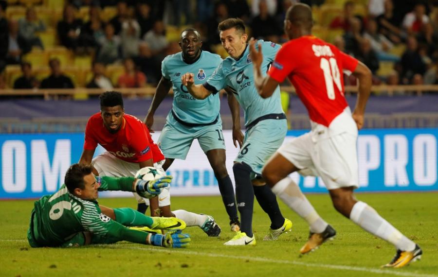 Mat Mbappe, Monaco thua dam o Champions League hinh anh 7