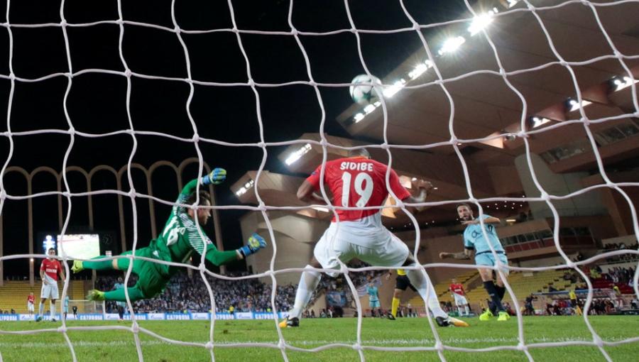 Mat Mbappe, Monaco thua dam o Champions League hinh anh 8