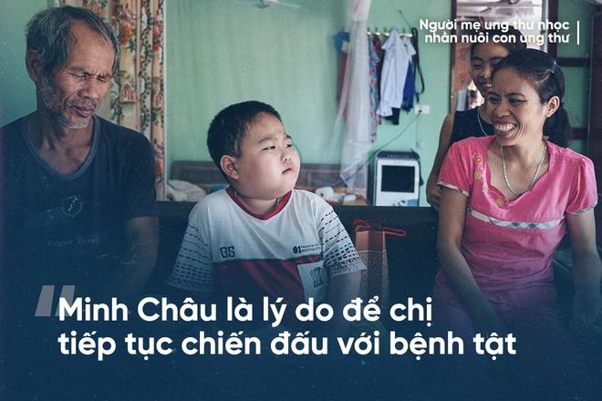 Mẹ ung thư nuôi con ung thư ở Bắc Ninh: Nhiều đêm đau không ngủ được lại ôm nhau khóc - Ảnh 3.