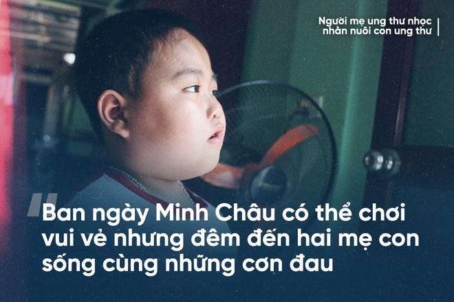 Mẹ ung thư nuôi con ung thư ở Bắc Ninh: Nhiều đêm đau không ngủ được lại ôm nhau khóc - Ảnh 7.