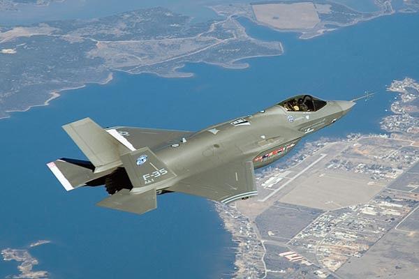 Máy bay chiến đấu F-35 (Ảnh: Không quân Mỹ)