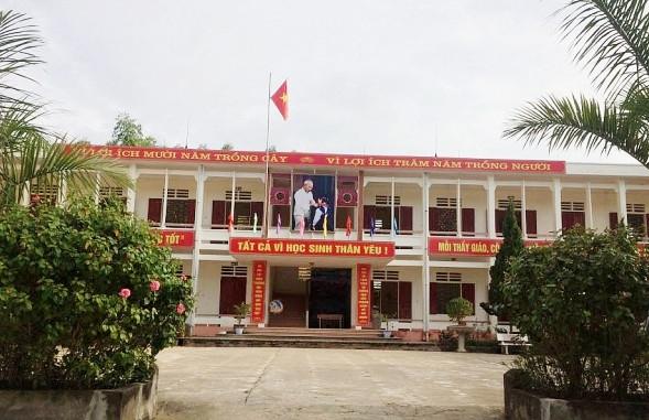 Trường Tiểu học Phú Mỹ (xã Phú Mỹ, huyện Phù Ninh, tỉnh Phú Thọ).