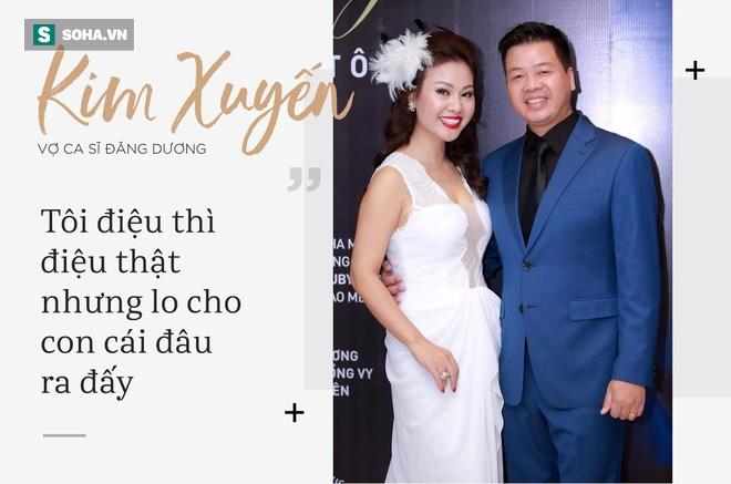Vợ ca sĩ Đăng Dương: Tôi điệu thì điệu thật nhưng lo cho con cái đâu ra đấy... - Ảnh 2.