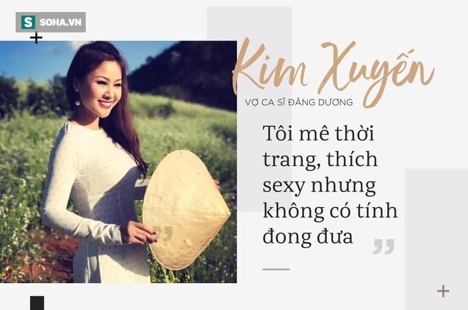 Vợ ca sĩ Đăng Dương: Tôi điệu thì điệu thật nhưng lo cho con cái đâu ra đấy... - Ảnh 3.