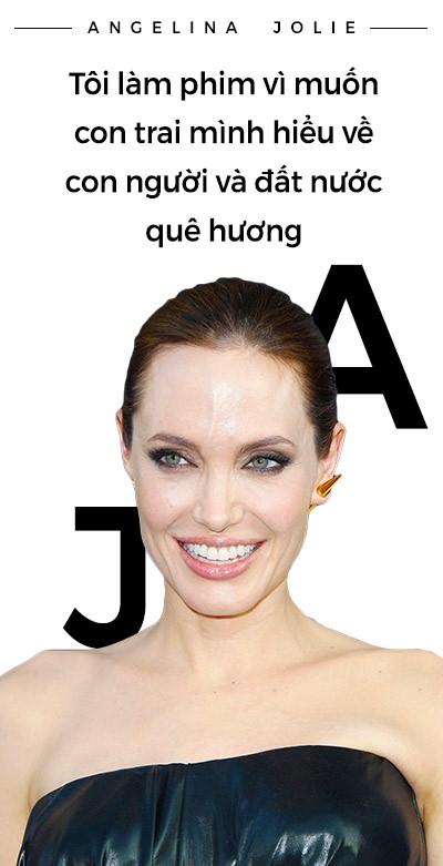 Angelina Jolie: Ba me don than va cuoc song khong bao gio binh thuong hinh anh 7