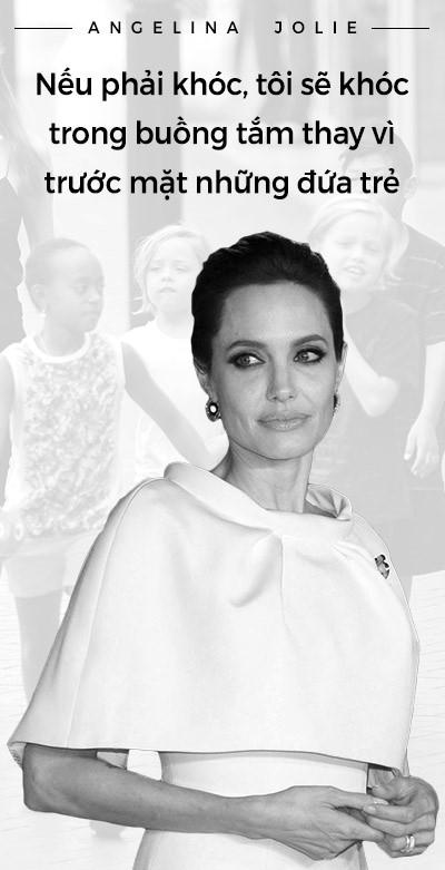 Angelina Jolie: Ba me don than va cuoc song khong bao gio binh thuong hinh anh 9