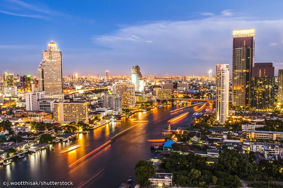 Bangkok dong khach hon London, Paris hinh anh 2