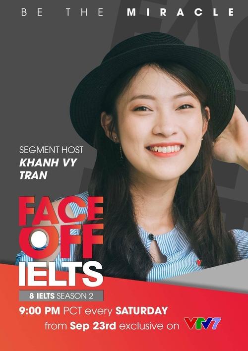 Lại phải ngưỡng mộ khi Khánh Vy trở thành MC của 8 IELTS mùa thứ 2 - Ảnh 1.