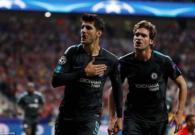 Lukaku - Morata: Đua ghi bàn từ Ngoại hạng đến C1, Messi - Ronaldo mới? - 2