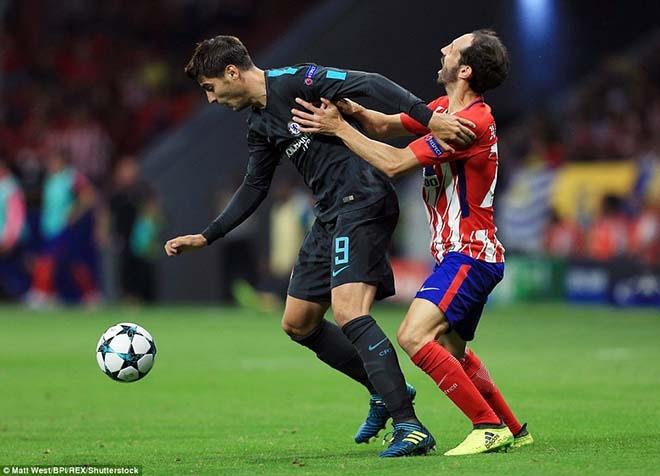 Lukaku - Morata: Đua ghi bàn từ Ngoại hạng đến C1, Messi - Ronaldo mới? - 11