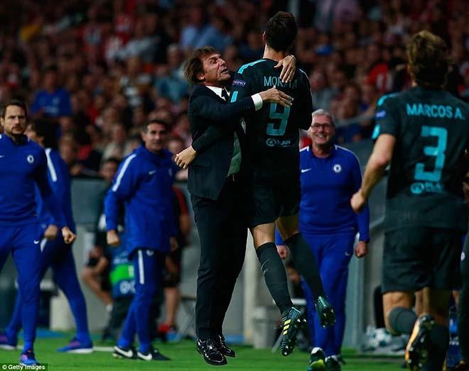 Lukaku - Morata: Đua ghi bàn từ Ngoại hạng đến C1, Messi - Ronaldo mới? - 12