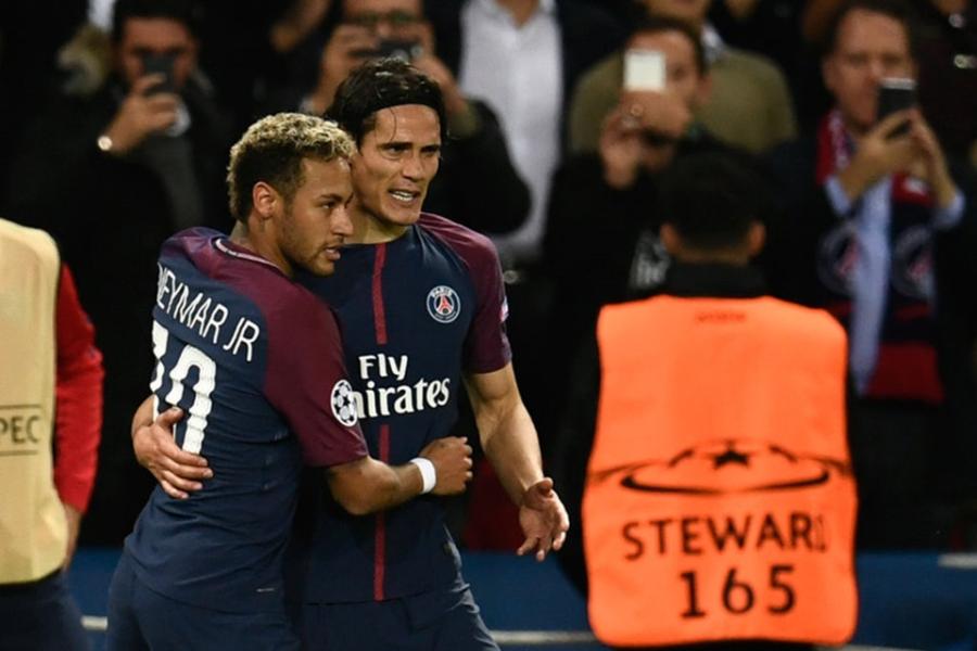 Neymar - Cavani giup PSG nhan chim Bayern hinh anh 13