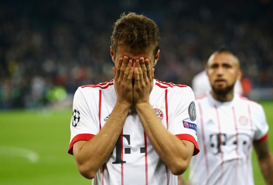 Neymar - Cavani giup PSG nhan chim Bayern hinh anh 14