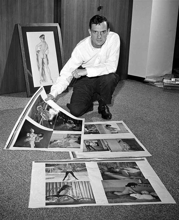 Nhìn lại những tháng năm thăng trầm của huyền thoại Hugh Hefner với Playboy, cuốn tạp chí nổi tiếng bậc nhất thế giới - Ảnh 1.