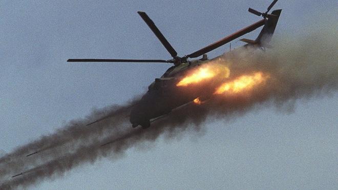 Tác chiến trực thăng - Đòn hủy diệt của Nga trong chiến dịch Deir Ezzor: Đẳng cấp là đây - Ảnh 1.