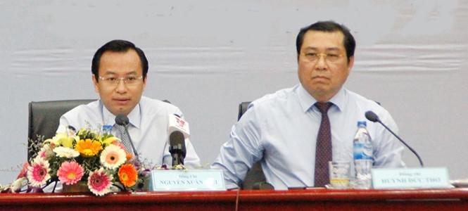 Thành ủy Đà Nẵng họp xử lý kỷ luật bí thư, chủ tịch TP
