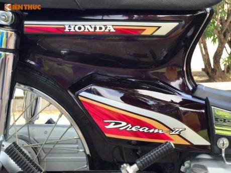 Honda Dream II,Honda Dream,xe máy Honda,xe biển đẹp