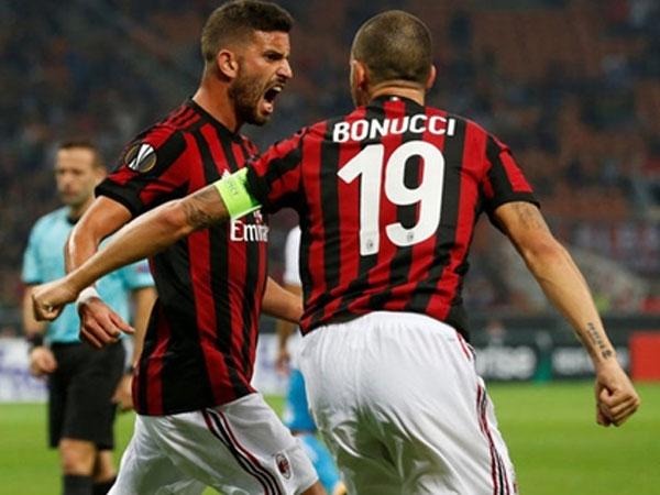 AC Milan thắng ở phút bù giờ sau màn rượt đuổi kịch tính
