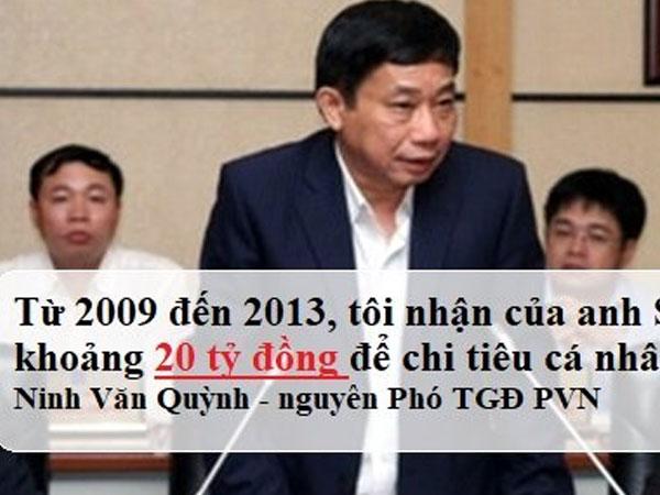 Kiến nghị điều tra việc chỉ đạo gửi tiền của PVN vào OceanBank
