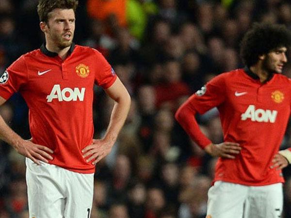 Man Utd có thể mất 3 cầu thủ ở trận gặp Crystal Palace