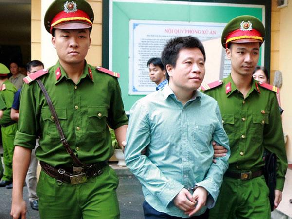 Nguyễn Xuân Sơn, Hà Văn Thắm bình thản đón nhận phán quyết